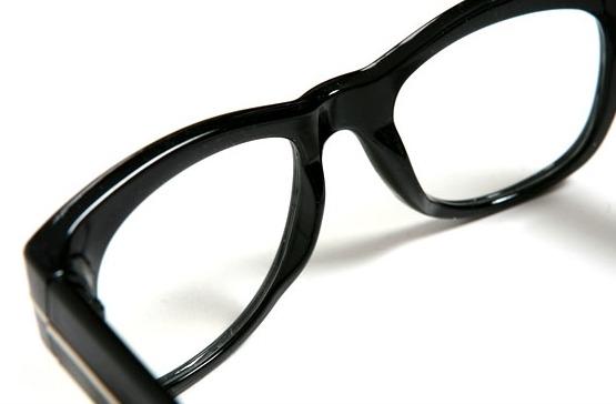 Kpop Glasses Frame : New Black Full Rim Plastic Frame Classic Eye glasses G ...