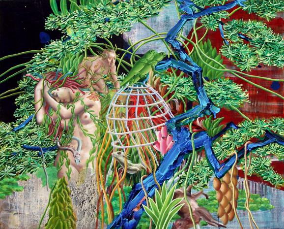 바르트의 숲 163x131cm oil on canvas 2009_.jpg