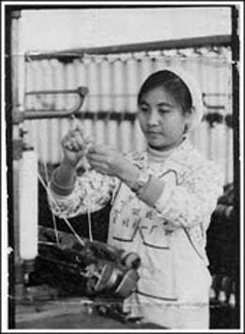 오계현(吳桂賢): 중화인민공화국 최초의 여성부총리