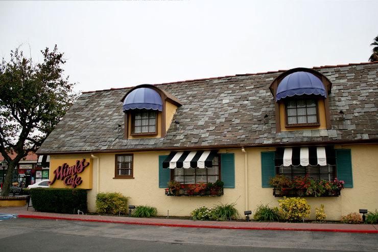 [미미스 카페_Mimis Cafe] 프랑스 식당으로 가장한 미국 레스토랑 ...