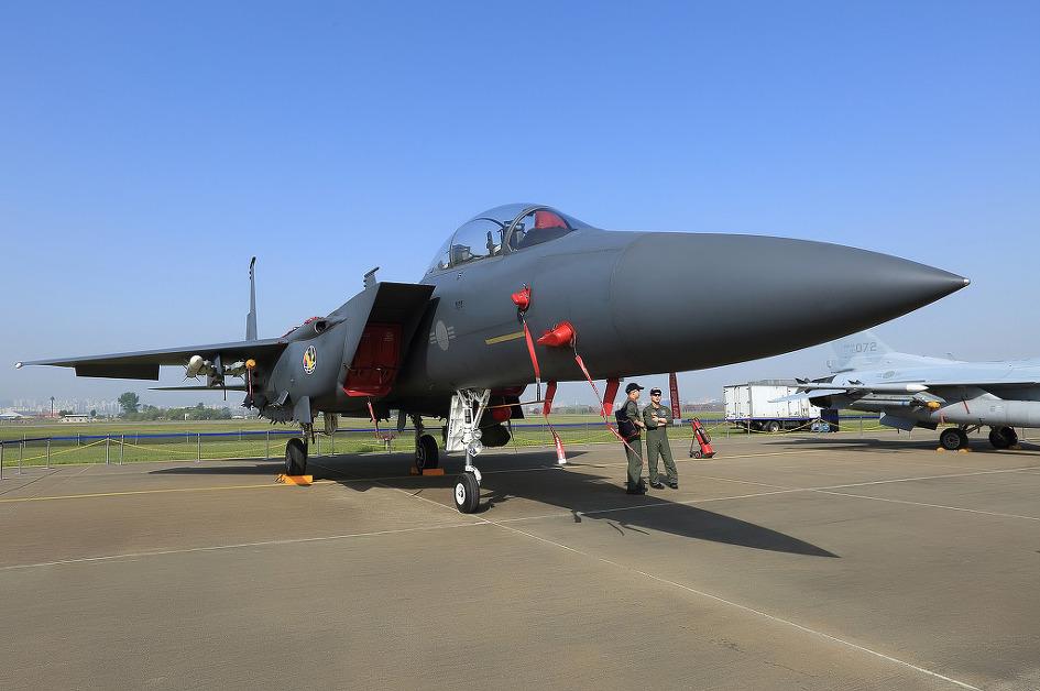 2016 경기수원항공과학전(Gyeonggi Suwon Airshow)  (F-15K 슬램이글)