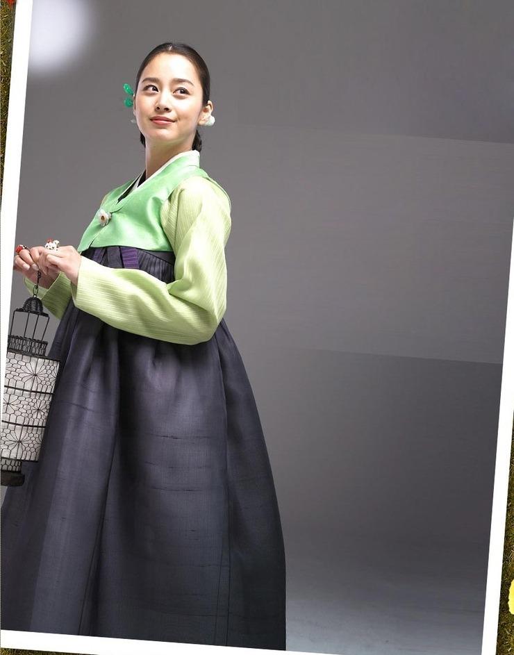 아름다운 한복 김태희