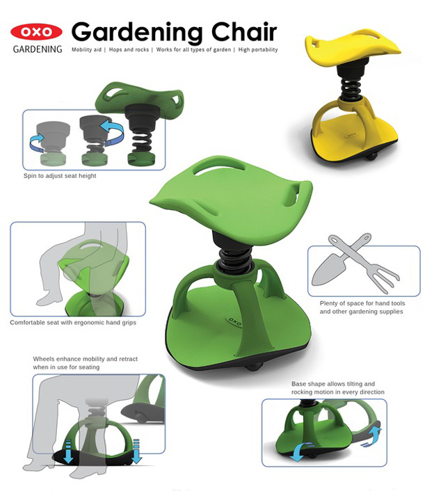 for Gardening tools for seniors