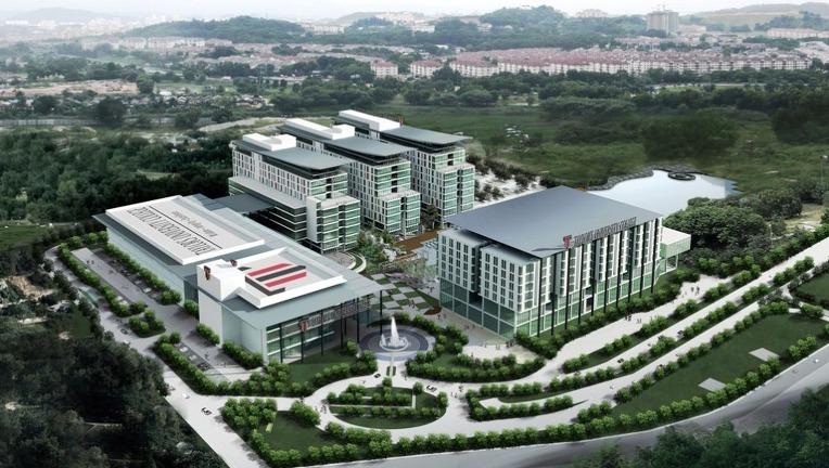 افضل جامعات الهندسة المعمارية في ماليزيا - جامعة تايلور