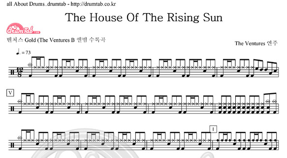 N The House Of The Rising Sun The