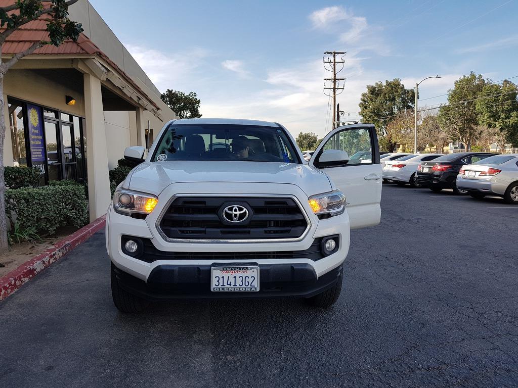 2017 USA Toyota Tacoma Apple CarPlay OEM Retrofit Plug&Play