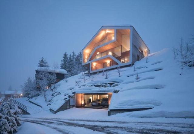 스위스의 놀라운 주택
