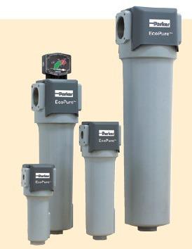 Paker(파카) Eco Pure Air Filter (Line Filter , 라인필터) 소개
