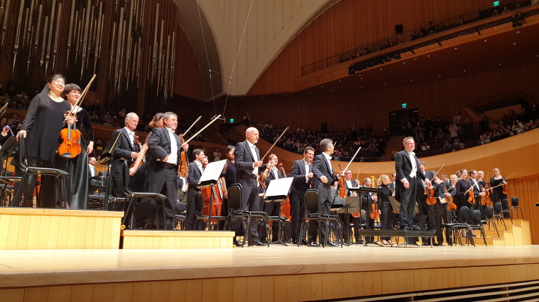 스위스 로망드 오케스트라, 손열음, 말러6번, 슈만 피아노협주곡