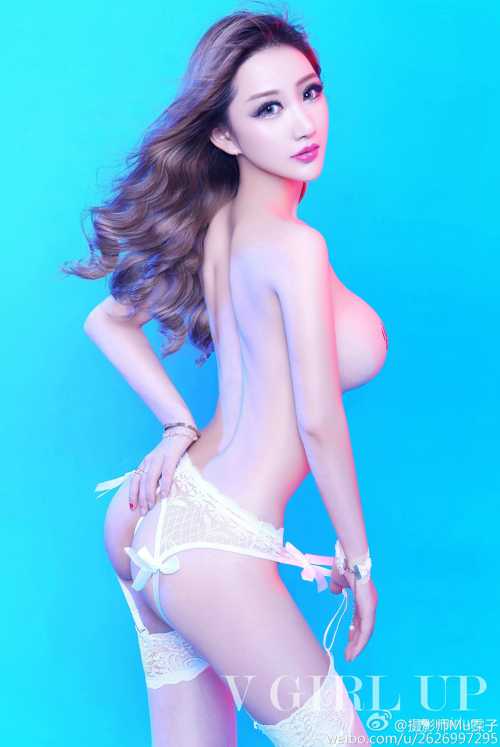 hot Chinese glamour nude
