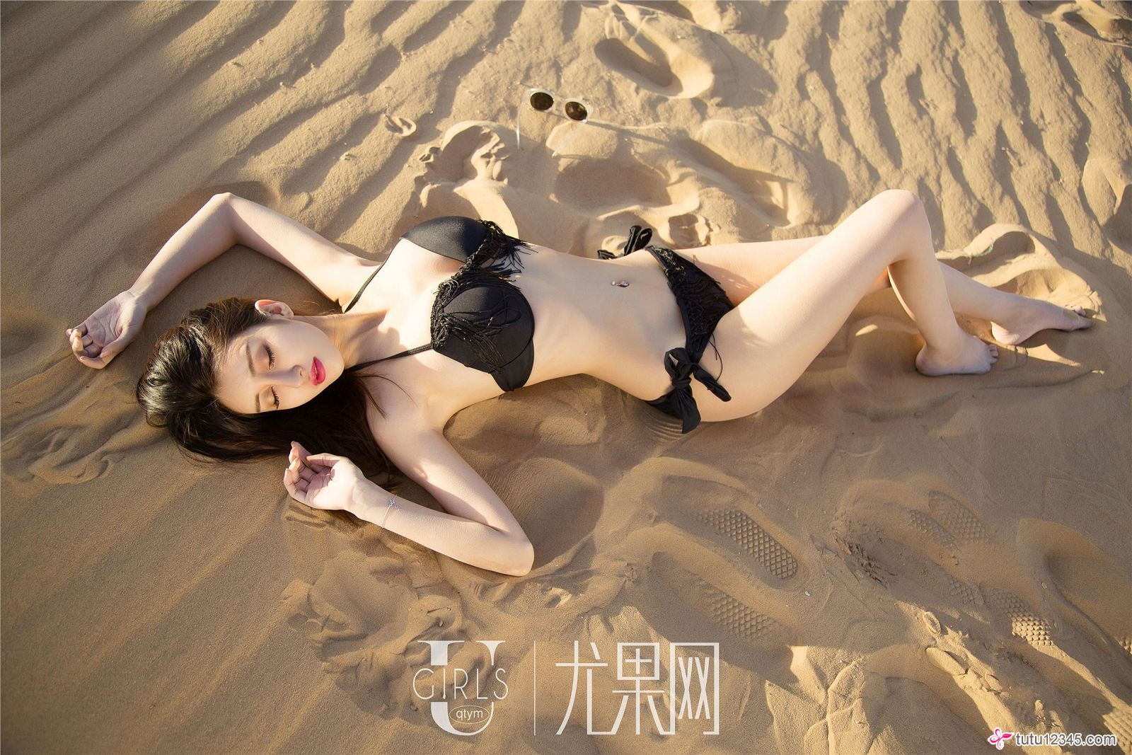 cool Chinese in sexy pose
